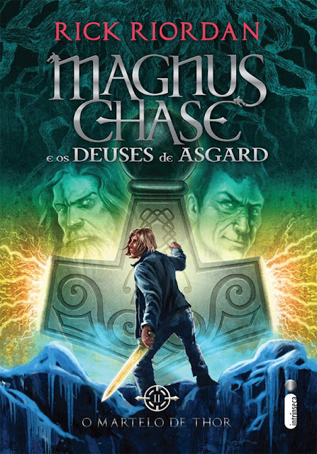 Magnus Chase and the Gods of Asgard: The Hammer of Thor cover