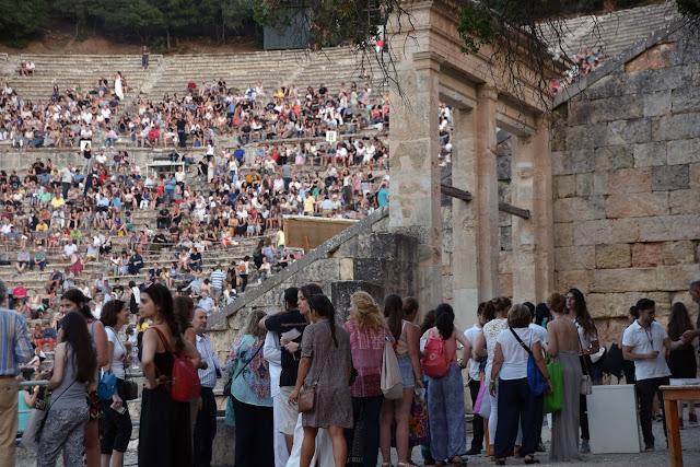 Έναρξη προπώλησης εισιτηρίων για το Φεστιβάλ Αθηνών και Επιδαύρου