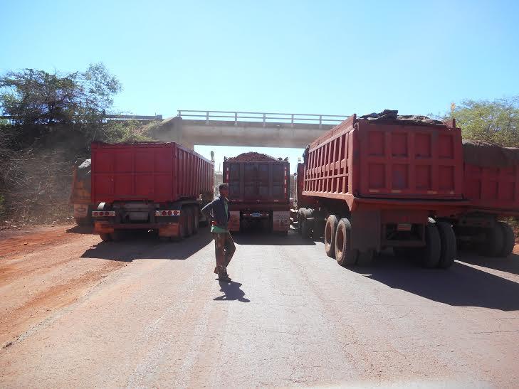 Resultado de imagen para Foto augusto velasquez,secretario general sindicato camionero de Pedernales