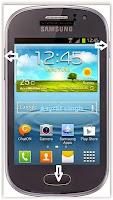 Hard Reset SAMSUNG Galaxy Fame S6810