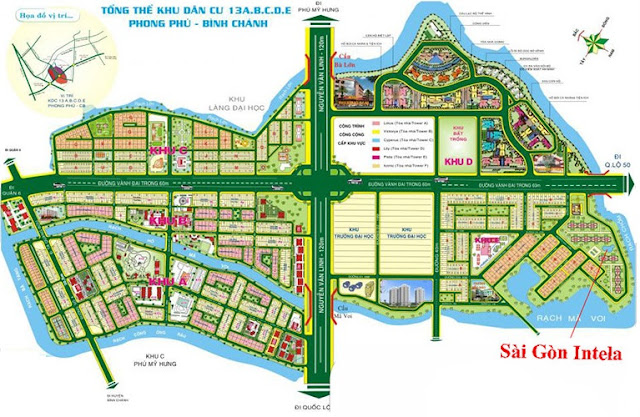 Căn hộ Saigon Intela Bình Chánh - Thông tin từ LDG Group