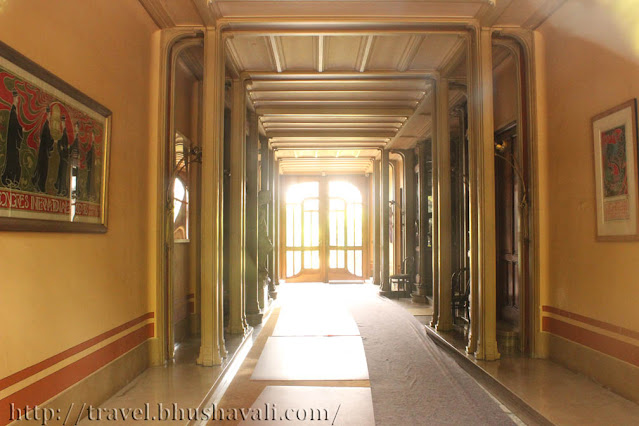 UNESCO Major town houses of Victor Horta - Hotel Solvay