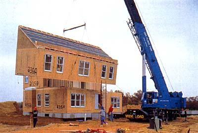 Outside the rat race is it worth buying a manufactured home - Modular home vs stick built ...