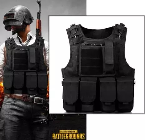 Get to Know the Level of Vest and Helme Endurance that is in PUBG