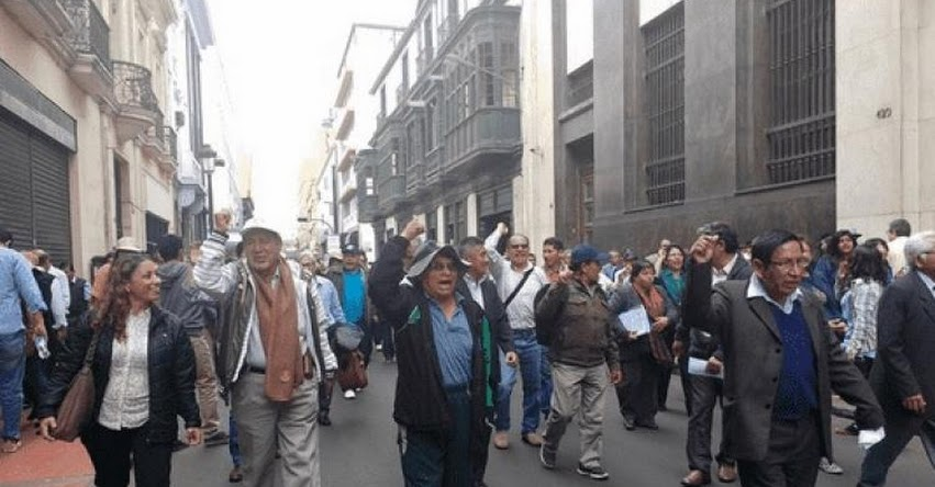 Docentes universitarios de Junín convocan a paro de 72 horas del 18 al 20 de setiembre