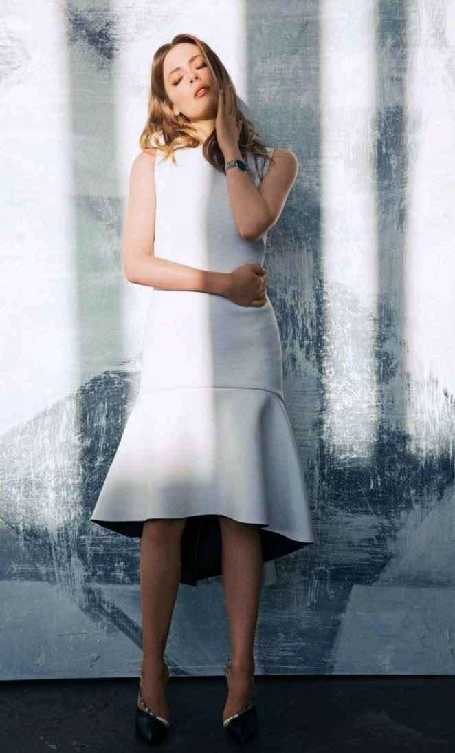 Gillian Jacobs – Flare Magazine (January 2015)