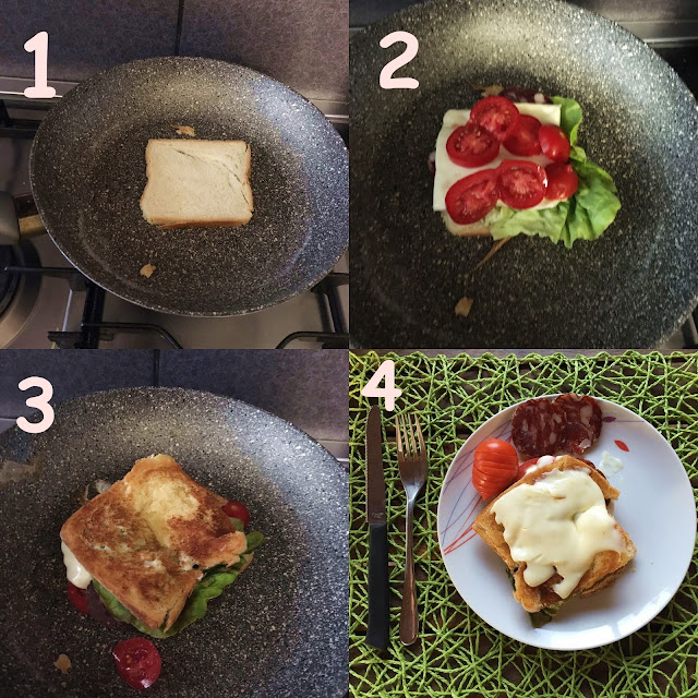 french toast riicetta step by step food easy cibo facile fashion's obsessions fashionsobsessions zairadurso zaira d'urso fashion blog blogger