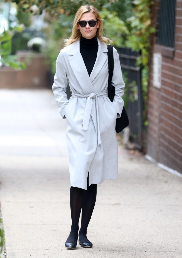 Karlie Kloss' Perfect Autumnal Outfit in NYC