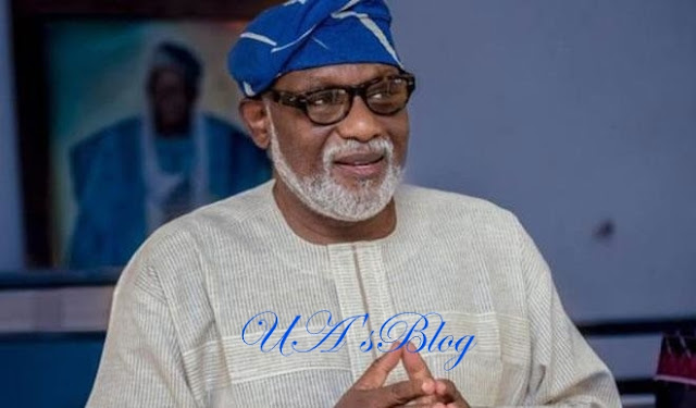 Akeredolu denies involvement in Ekiti shooting, tags Fayose's spokesman a liar