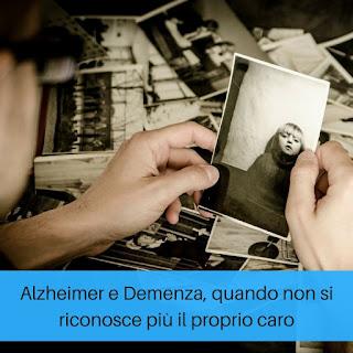 non riconoscere più il proprio anziano è molto difficile per il caregiver serve aiuto