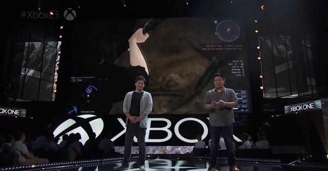 Final Fantasy XV E3 Special Mission Titan boss fight Microsoft 2016 Square Enix