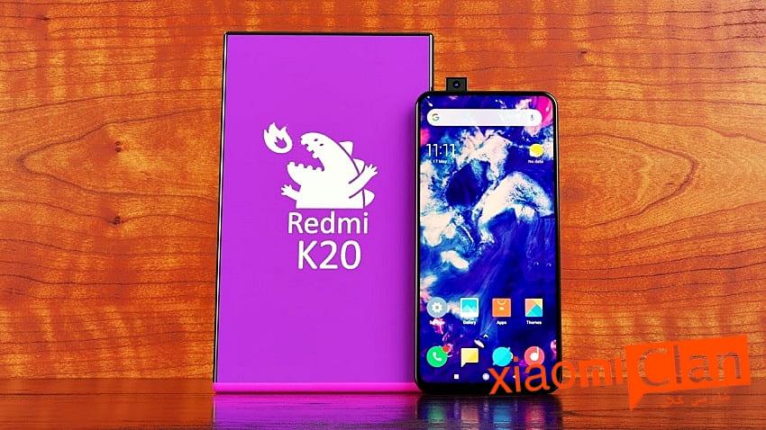 موبايل شاومي ريدمي Redmi K20