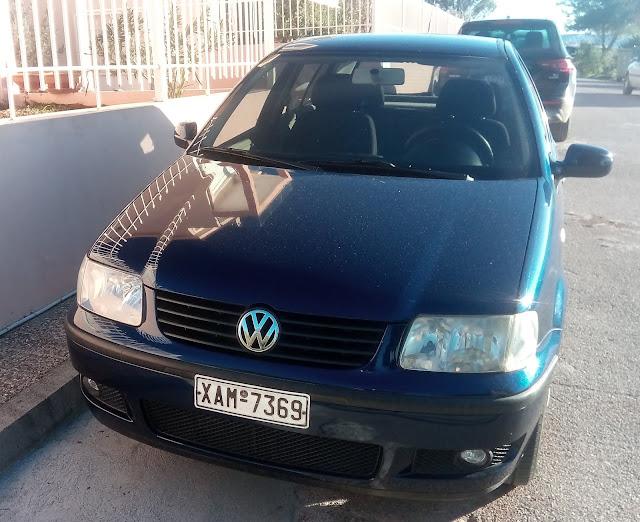 Ψαχνά: Πωλείται Volkswagen Polo σε άριστη κατάσταση IMG 20190116 160504