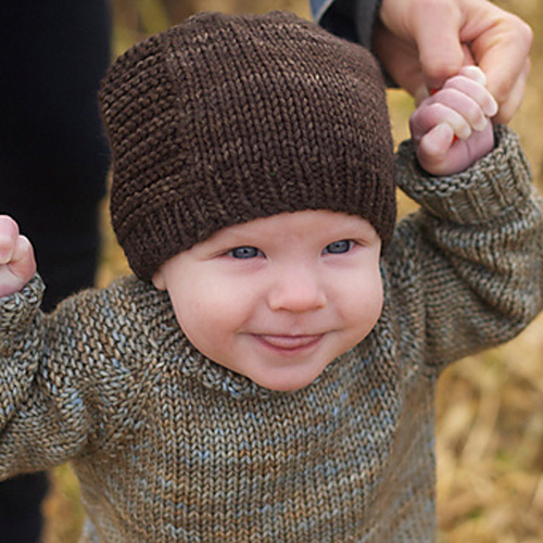 Kids Knit Hat Pattern Fiber Flux Free Knitting Pattern Toddler