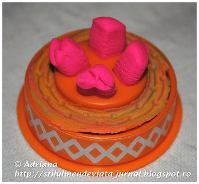 tort din plastilina