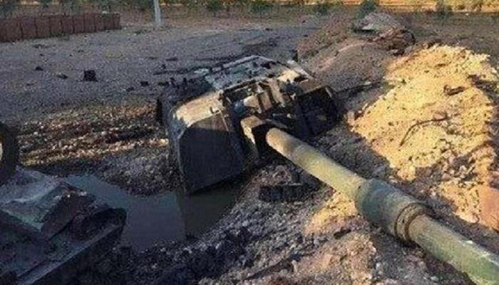 Οι Κούρδοι κατέστρεψαν το πολυδιαφημισμένο τουρκικό αυτοκινούμενο Τ-155 Firtina