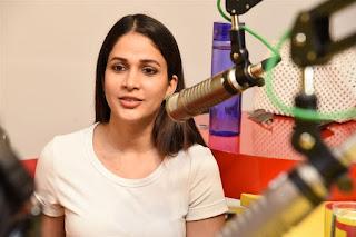 Lavanya Tripathi At Radio Mirchi
