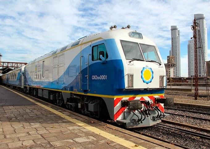 El tren Buenos Aires - Rosario tardará solo 4 horas en 2020