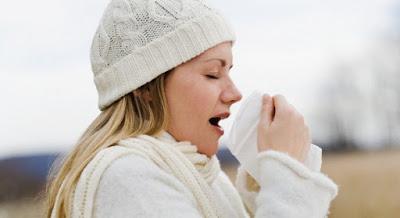 6 Tips Alami Mengatasi Pilek, Flu & Hidung Tersumbat