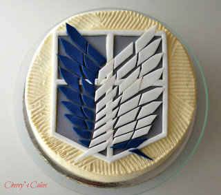 Cherry S Cakes Shingeki No Kyojin Attack On Titan