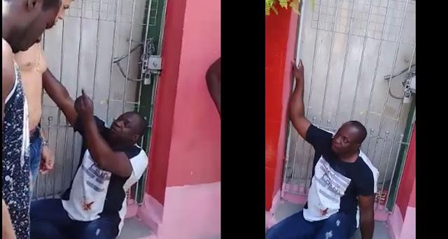 Tragic! Nigerian Man Kills Debtor's Wife In Brazil Because Of N360k Debt (Video)