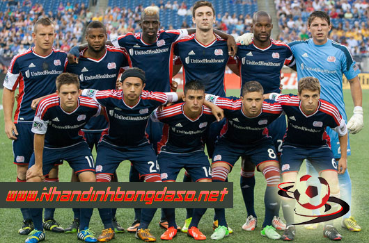 New England Revolution vs Philadelphia Union 6h30 ngày 21/8 www.nhandinhbongdaso.net