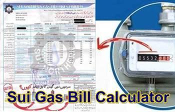 gas-bill-calculation