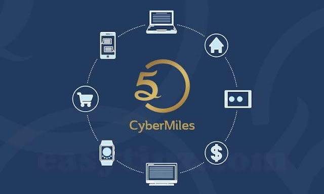 CyberMiles - The new blockchain generation made for e-commerce
