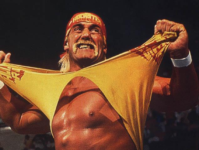 ... do Hulk Hogan