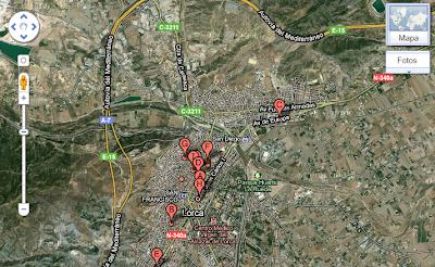 Lorca, Terremoto