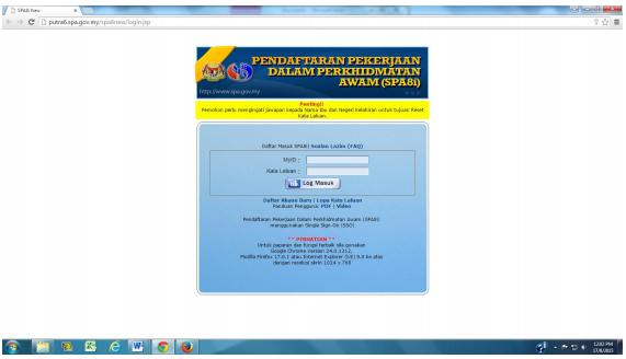 Bagaimana Anda Ingin Memohon Jawatan Di Suruhanjaya Perkhidmatan Awam Spa Appjawatan Malaysia