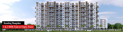2 Bhk Flats In Dighi At Kamalraj Pasaydan