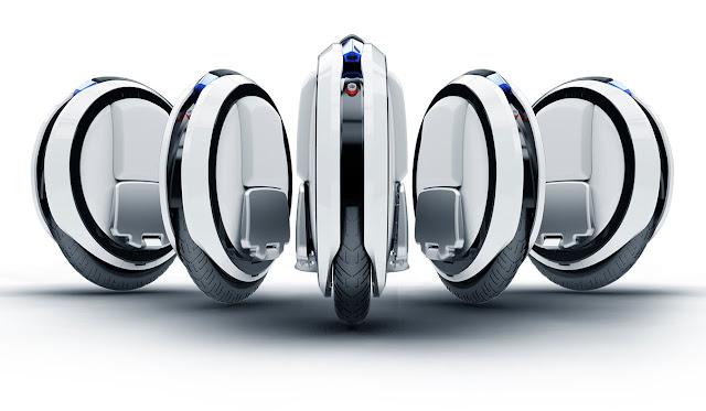xe điện thông minh 1 bánh ninebot one S2 quốc tế