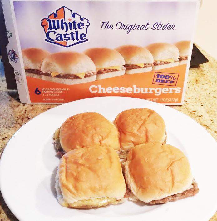 Burgers White Castle