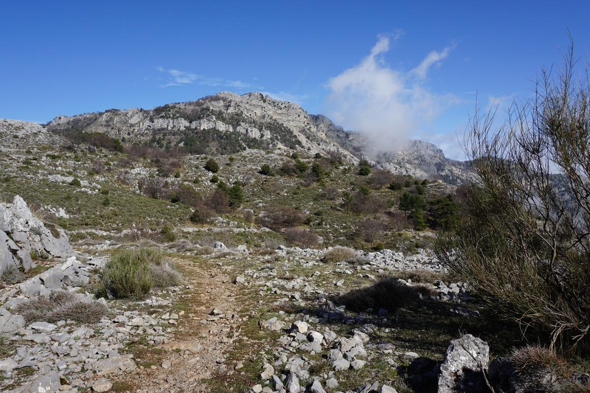 Cime Baudon 1264 m