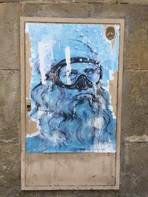 L'arte sa nuotare - Leonardo da Vinci.