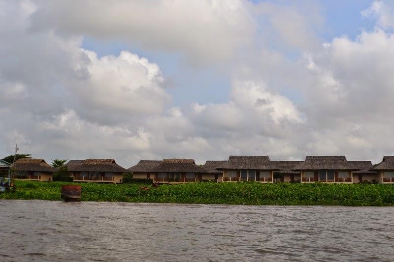 An Binh, Cai Be, Mékong