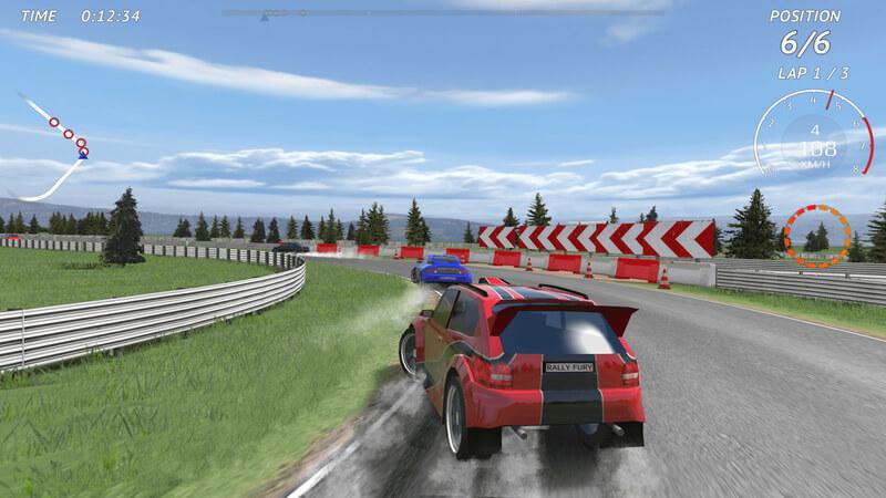 Rally Fury - Extreme Racing MOD DINHEIRO INFINITO 1.73