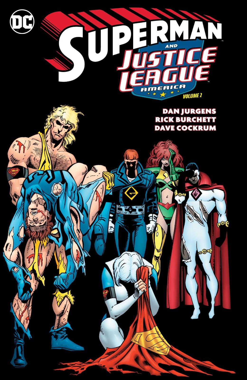 Sopravvissuti al male. Justice League America vol.2, Lion ...