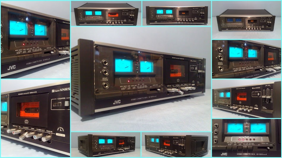 JVC HI-FI STEREO PRODUCTS