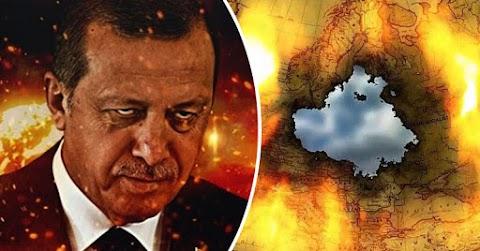 Jön a nagy háború, mely eldönti Európa Sorsát? Erdogan szerint a kereszt és a félhold háborúja jöhet!