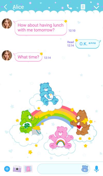 Care Bears -Retro POP-