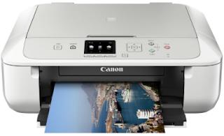 Canon Pixma MG5751 Télécharger Pilote Driver Pour Mac et Windows