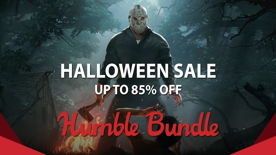 halloween sale 2018 humble bundle