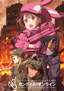 Sword Art Online Alternative: Gun Gale Online ost full version
