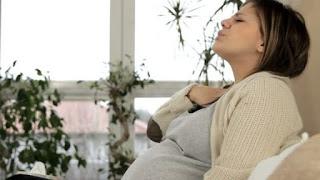 masalah pedih ulu hati ketika hamil