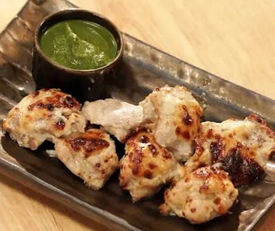 How to make chicken malai kebab at home