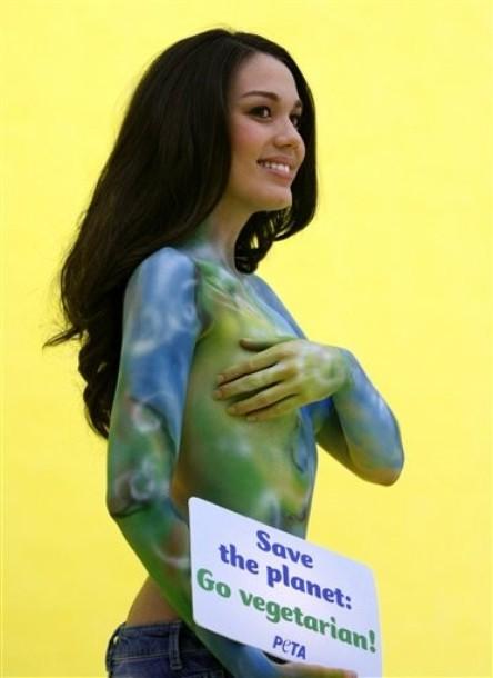 sandra smith body paint