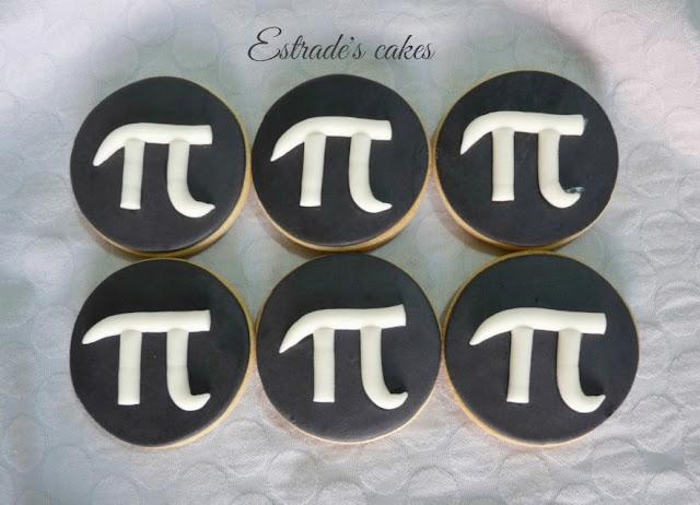 galletas de la letra pi 1