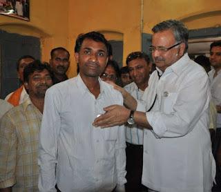 Chhattisgarh CM Dr. Raman singh